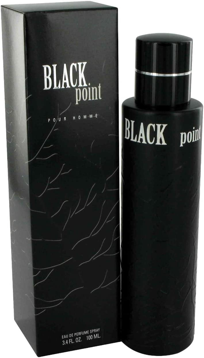 Black Point Perfume for Men, EDT 3.4 oz
