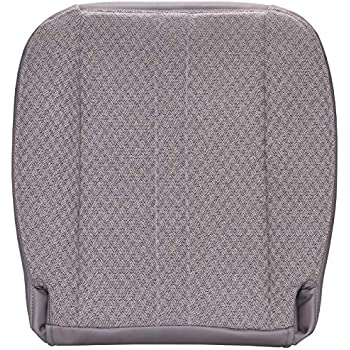 The Seat Shop Work Van Driver or Passenger Bottom Durofoam Replacement Foam Seat Cushion Compatible with 2003-2014 Chevy Express and GMC Savana