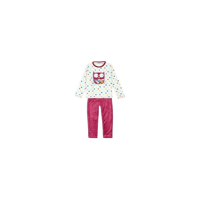 85e72d770 Pijama Terciopelo de niña - Talla - 5: Amazon.es: Ropa y accesorios