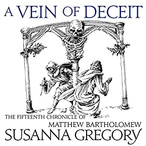 A Vein of Deceit Audiobook