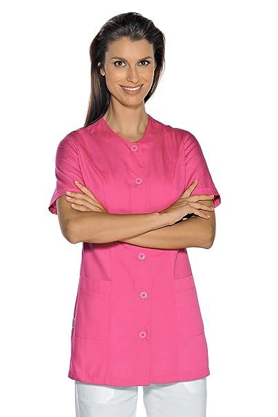 Isacco-túnica médica Lampedusa, color fucsia: Amazon.es: Ropa y accesorios