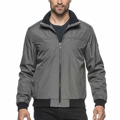 Andrew marc men's full zip jacket