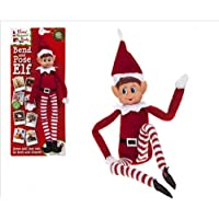 """12"""" Deluxe Fully Posable Bend And Pose ELF BOY"""