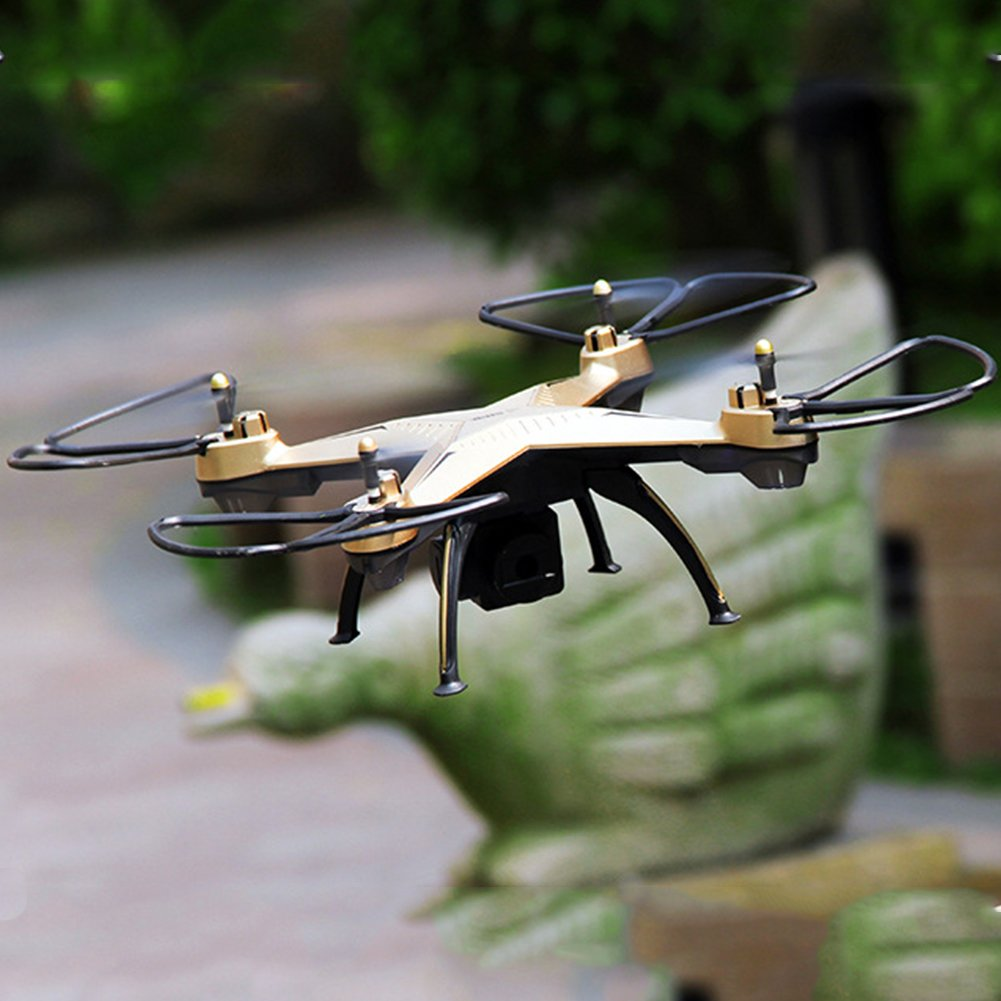 Drohne Und Kamera, Höhe Halten Und Mit Kopflosen Modus Quadcopter Mit Und One-Button 360 ° Flip, 1080P Hd Kamera Spaß Geschenk Für Kinder 727fe4