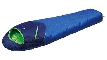 McKinley saco de dormir diamond 190 azul 0 0 Talla:190-L