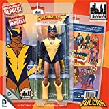 Super Friends Retro 8 Inch Action Figures Series Two: Black Vulcan