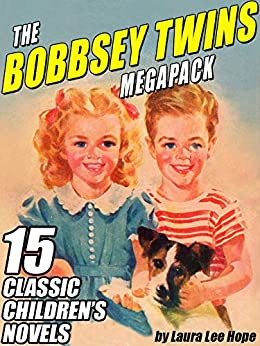 Amazon.com: The Bobbsey Twins MEGAPACK ®: 15 Classic Children's ...