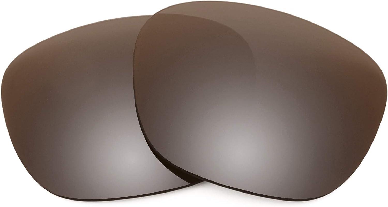 Revant Verres de Rechange pour Oakley Enduro - Compatibles avec les Lunettes de Soleil Oakley Enduro Bronze Mirrorshield - Polarisés Elite