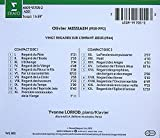 Olivier Messiaen: Vingt Regards Sur L'Enfant Jesus [CD]