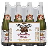 Martinelli Sparkling Apple Cider, 25.4 oz.Bottles, 4 pk. (pack of 6)