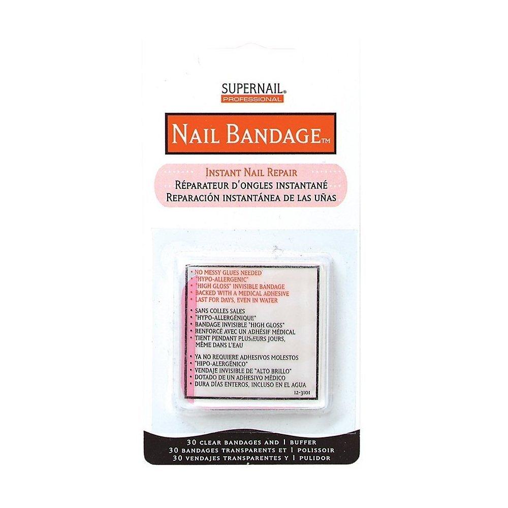 SuperNail - Nail Bandage - Instant Nail Repair - 30ct AII/SUPERNAIL