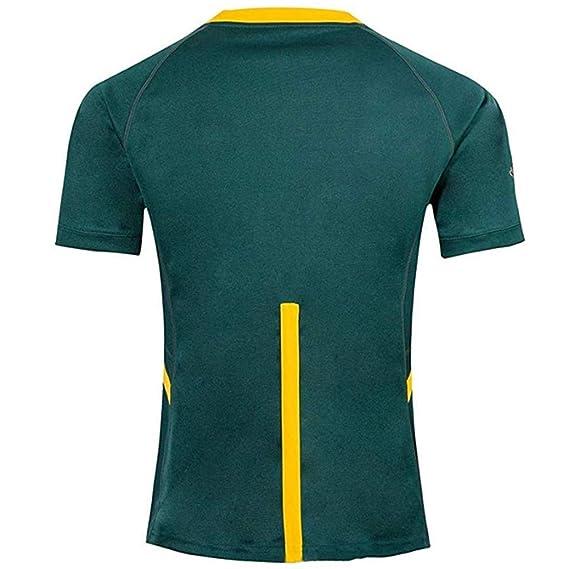 TT377 Sports Equipo Sudáfrica, Nuevas Camisetas En Noviembre De ...