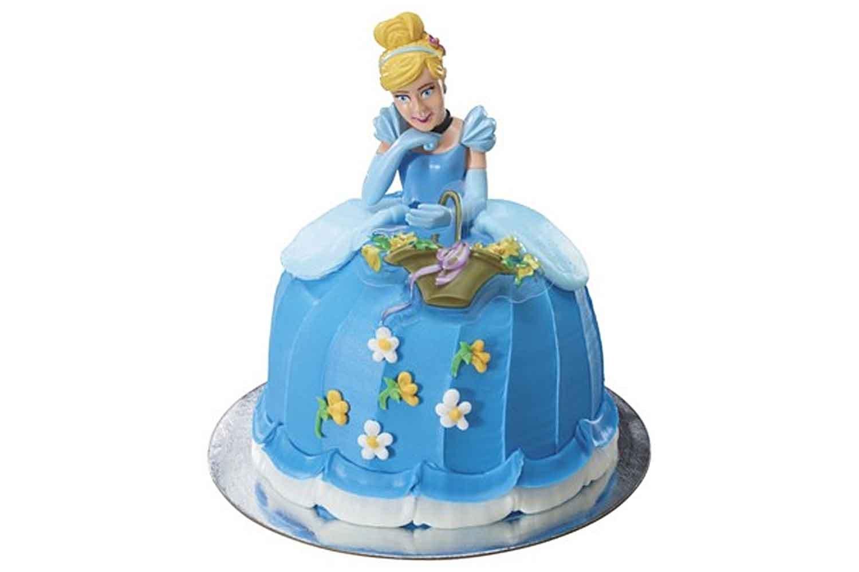 Disney Princess Cinderella Spring Flowers Petite cake topper DecoPac