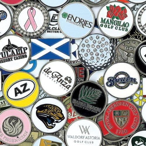 CMC Golf Ball Marker Assortment product image
