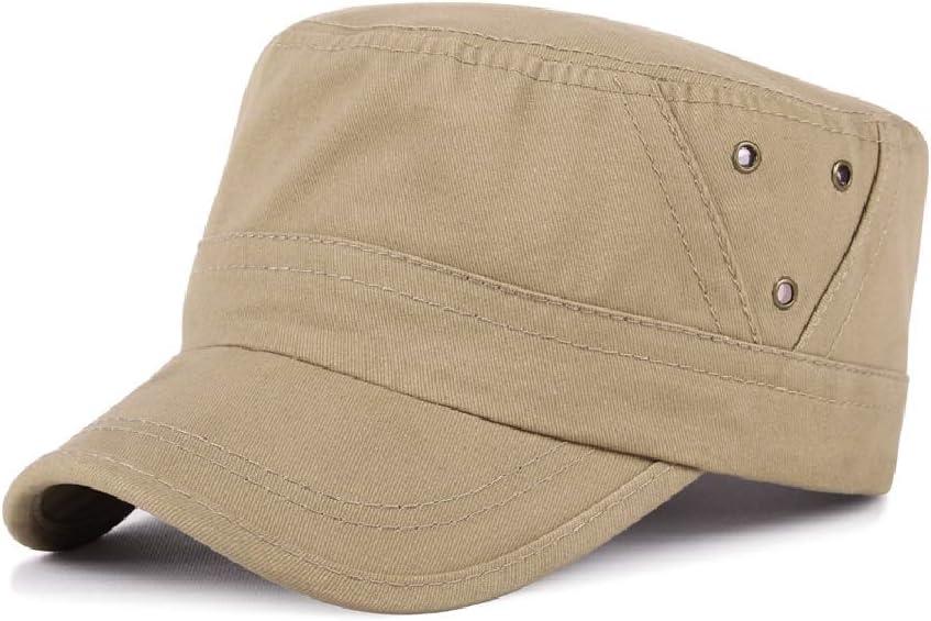 Wxtreme Clásico Británico Sombrero para hombre Unisex Techo plano ...