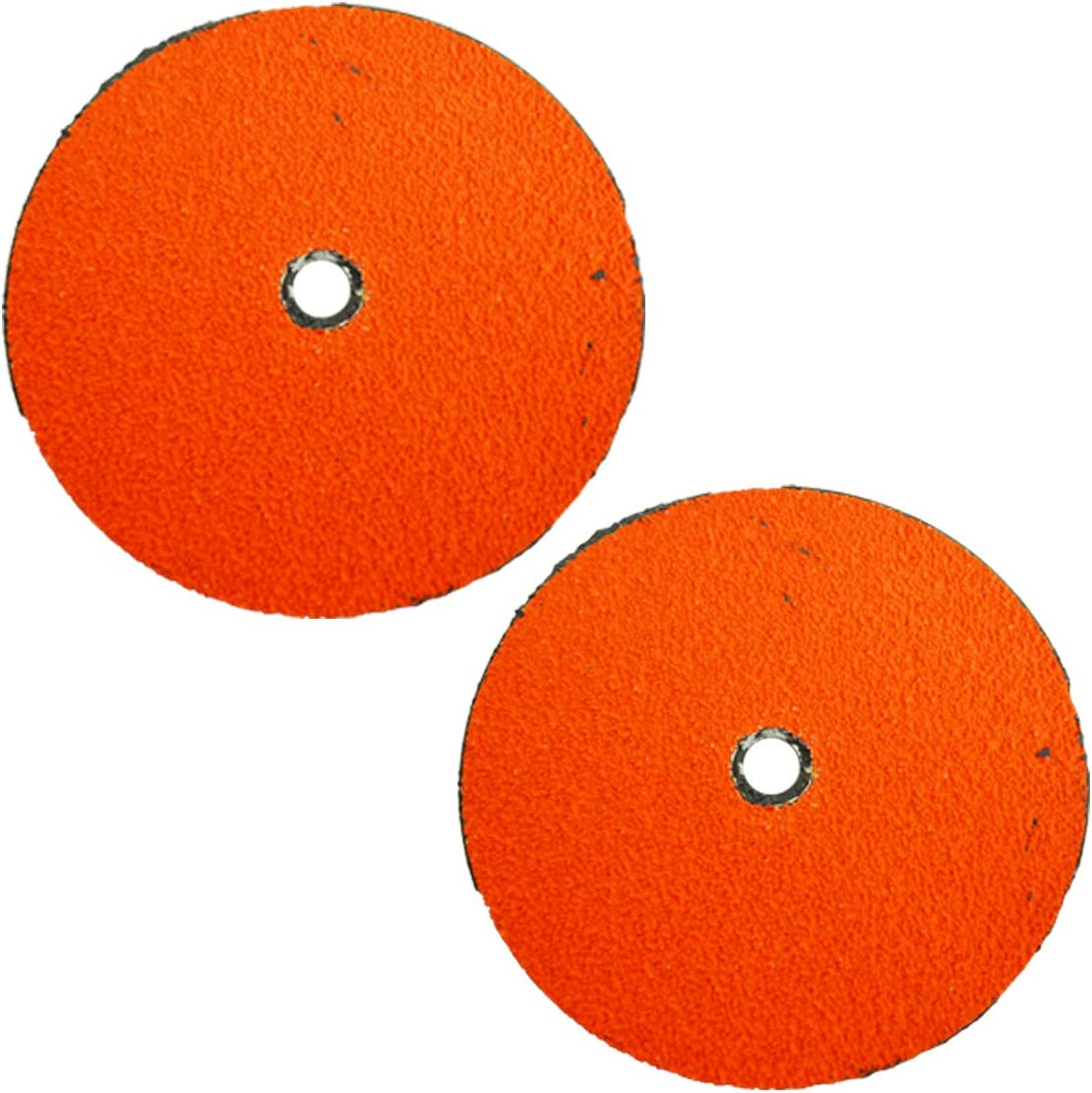 """9/"""" Orange Fast Grind Grinding Wheel 981"""