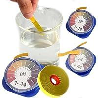 MYEDO PH Alkaline Acid Test Paper Water Litmus Testing for Gardening Aquarium Plant Tester Tools
