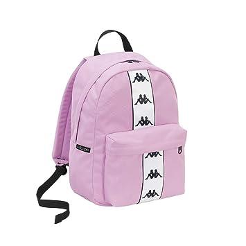 di prim'ordine fc5cb 78357 Scuola Zaino Americano Kappa Colour Rosa PS 15368