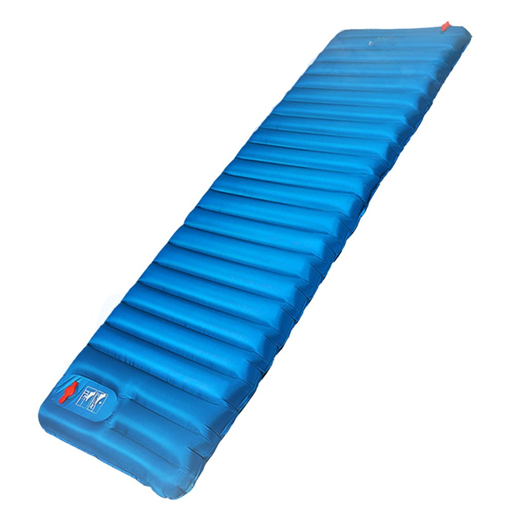 HPLL Aufblasbares Bett im Freien TPU Portable aufblasbares Bett-Haushalts-aufblasbares Bett-einzelnes aufblasbares Bett-kampierendes moisture-proof aufblasbares Bett