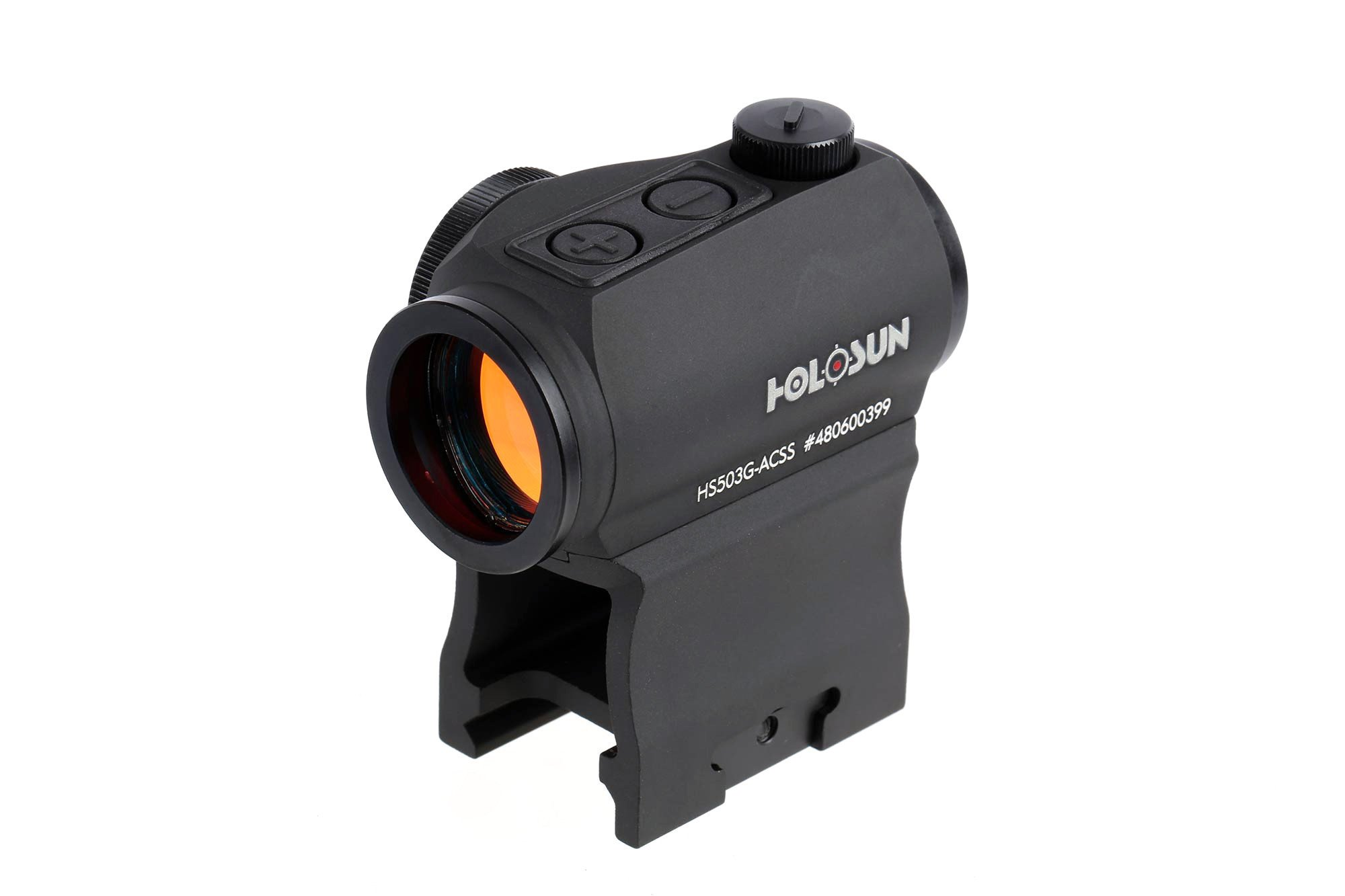 Holosun Paralow HS503G Micro Red Dot Sight ACSS CQB Reticle with Auto-On Function by HOLOSUN