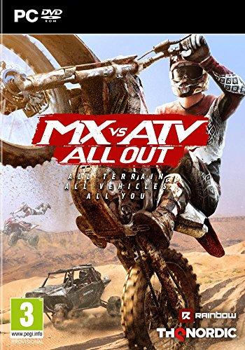 - MX vs ATV All Out (UK Import) - PC