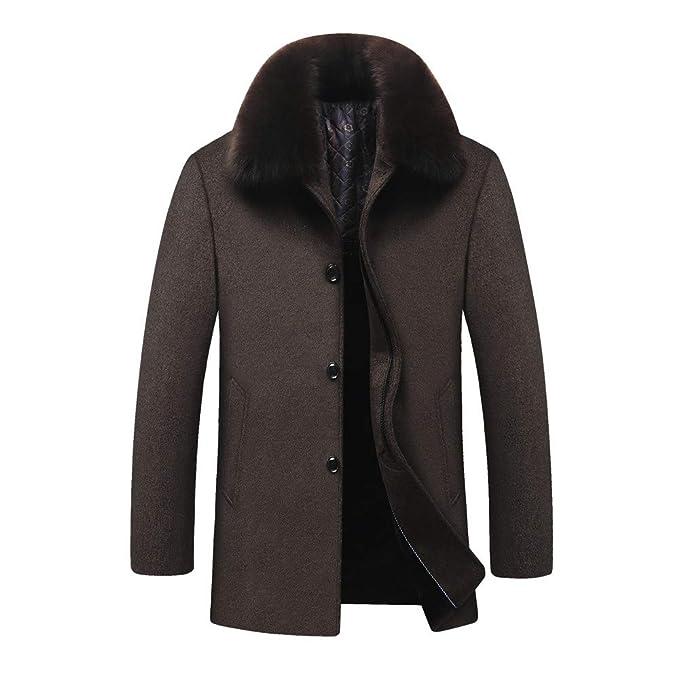 Cappotto da Uomo Inverno CLOOM 8bf2cf05cec