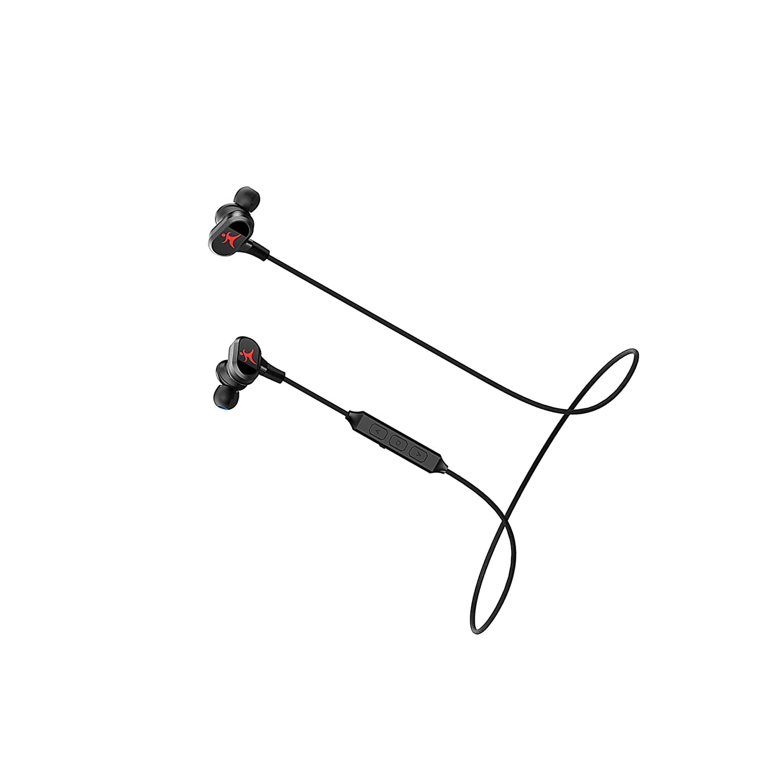 Bluetooth Headphones, BH-602 Wireless Earbuds Sport in-Ear Sweatproof Earphones with Mic(Bluetooth 4.9, aptx, Stereo Bass,Secure Fit Design and Magnetic Switch)