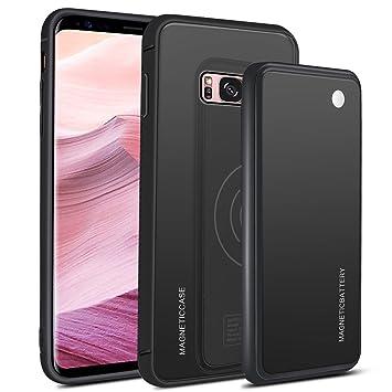 KALLOWLY Funda Bateria para Samsung Galaxy S8 Plus,Funda ...