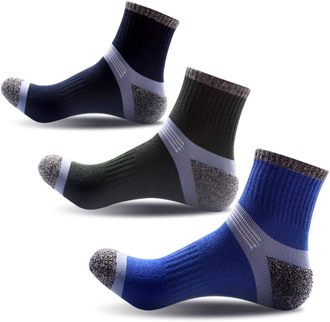 5 Pairs//lot Cotton Man Contrast Color Standard Good Quality Sheer Work Socks