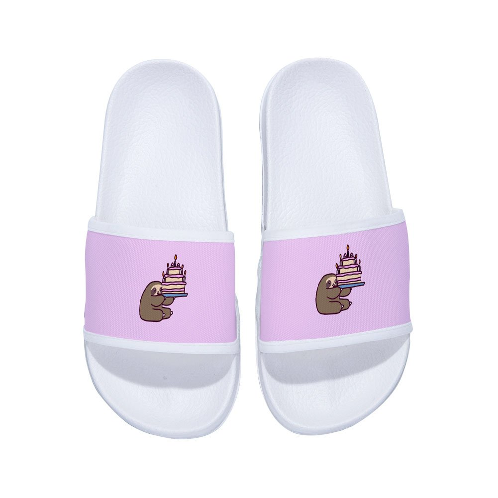 Ron Kite Sandals for Boys Girls Anti-Slip Bath Slippers Shower Shoes Indoor Floor Slipper Stylish Beach Sandals