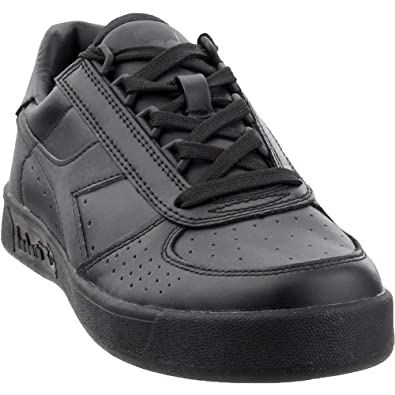 00ec98a9a4e Diadora Men s B. Elite Black Black Black 4 M US