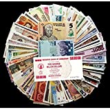 collection house 30 Different Original Foreign Banknotes from atleast 24 Country World Wide, Rare Legal Money Currency Notes Collection