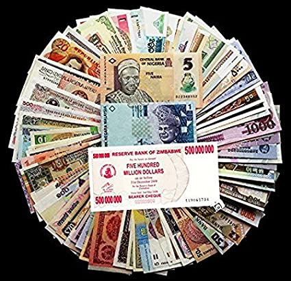 Collection House 30 Different Original Foreign Banknotes From Atleast 24 Country World Wide Rare!    Legal Money Currency Notes Collection -