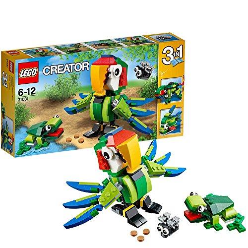 LEGO Creator 31031 Rainforest Animals