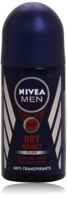14 opinioni per Nivea Deodorante, Men Dry Impact Deo Roll-On, 50 ml