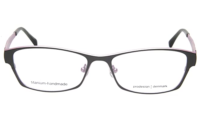 935c3513d12f4 Amazon.com  NEW PRODESIGN DENMARK 5327 c.6531 GREY DARK EYEGLASSES ...