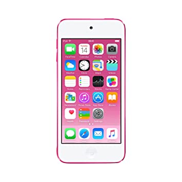 Apple iPod Touch 16GB Reproductor de MP4 16GB Rosa - Reproductor MP3 (Reproductor de MP4, iOS, Apple A8, Apple M8, Rosa, Digital): Amazon.es: Electrónica