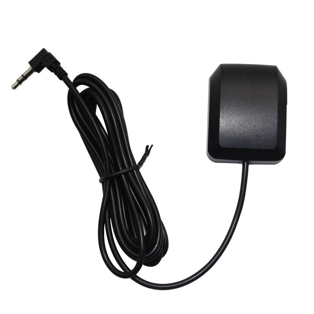 Receptor GPS con enchufe de 3,5 mm original, tipo ratón, módulo de antena, para coche: Amazon.es: Jardín