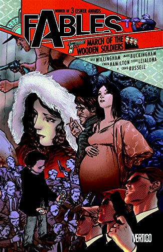 Fables Vol. 4: March of the Wooden -