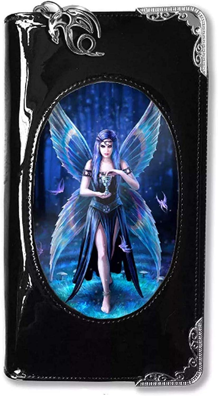 Anne Stokes 3D Lenticulaire Enchantment Fairy Porte-Monnaie