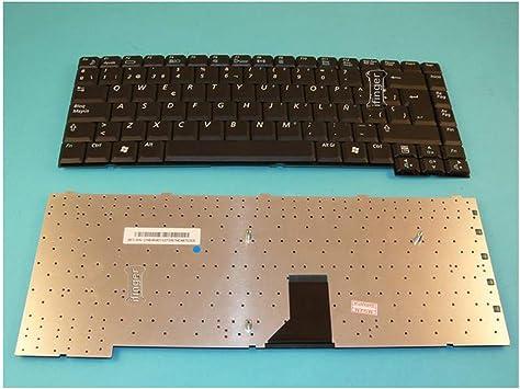IFINGER Keyboard ESPAÑOL SP Teclado Nuevo LG LM50 LM50a LE50 ...
