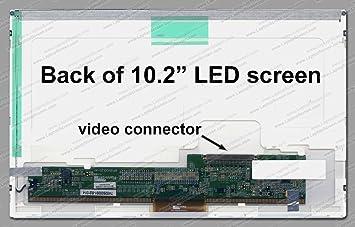 ASUS Eee PC Seashell, 1015P, nuevo repuesto pantalla LCD para portátil LED mate: Amazon.es: Informática