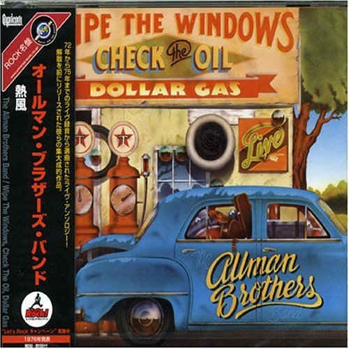 Price comparison product image Wipe the Windows Check the Oil Dollar Gas