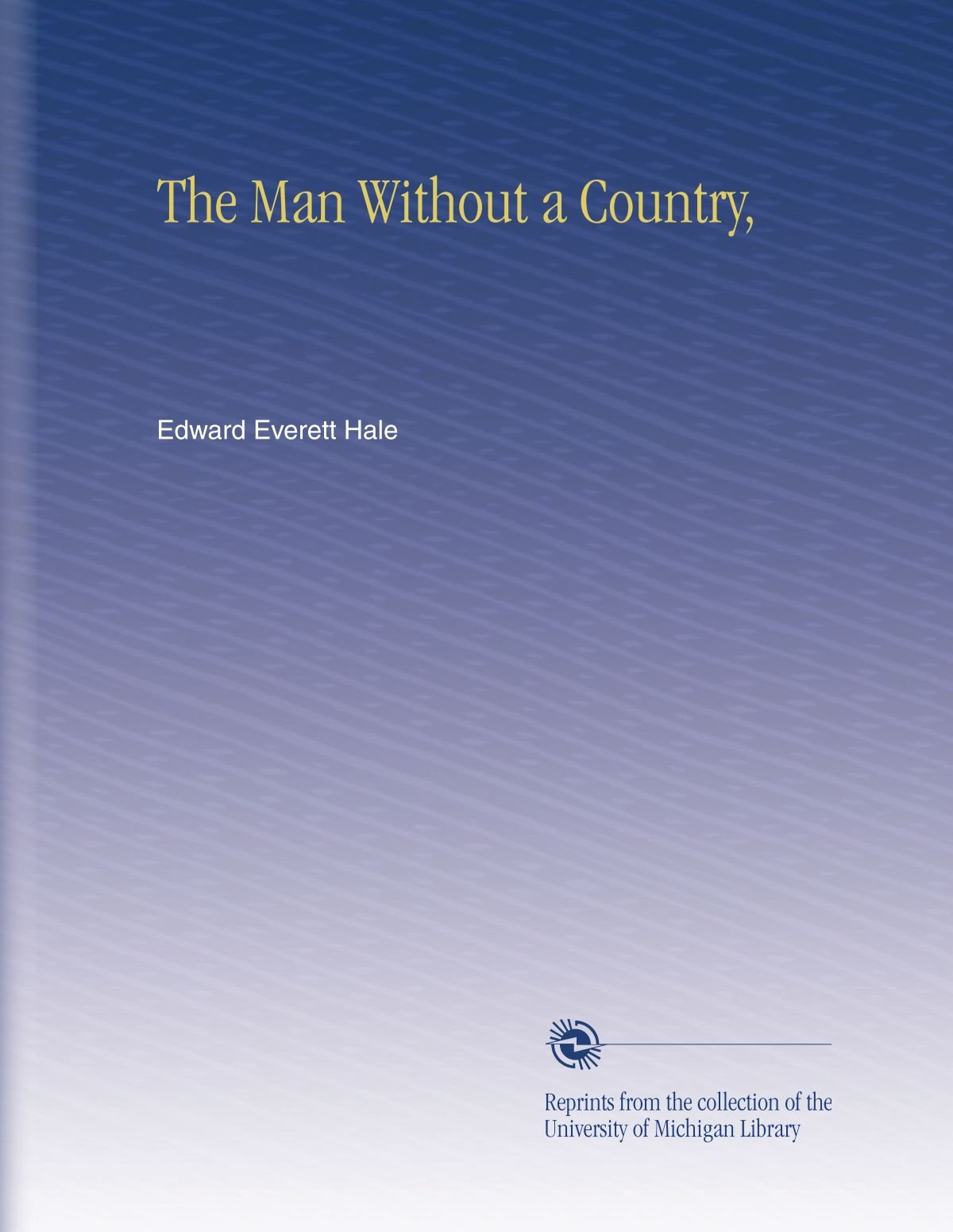 The Man Without a Country, ebook