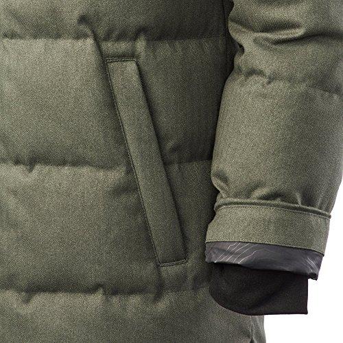 Jacket Kathmandu Dark Men's Down Frisco Olive tAPxzqPSw