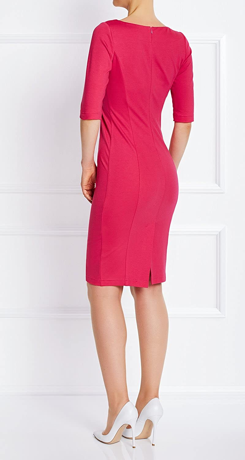AMCO fashion dress women Bellflower-Pink / Spring Blossom from the Business by Annett TV Collection Star M?ller