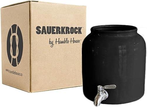 Humble House Sauerkrock Tap Kombucha Crock