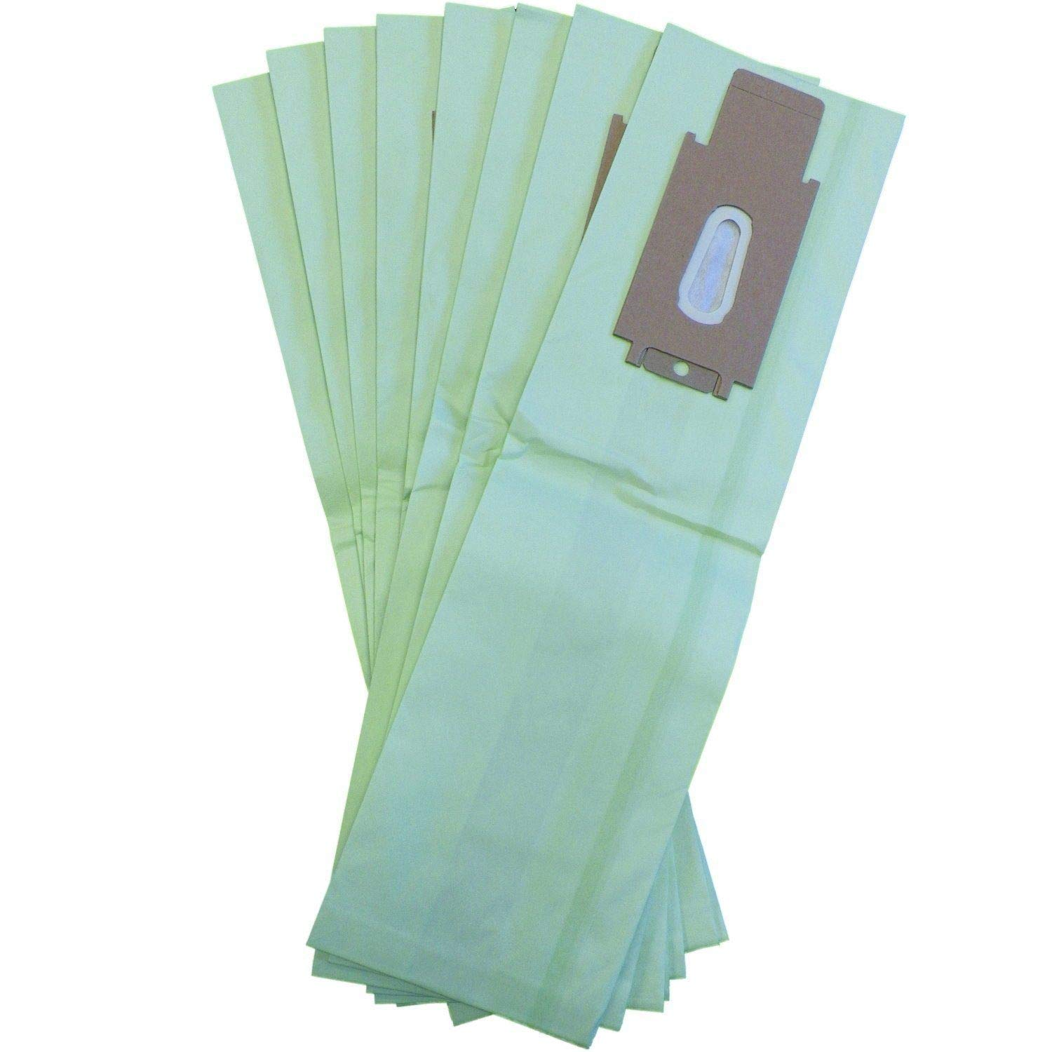 Oreck XL Green Double Wall Type CC Upright Vacuum Cleaner Bags Generic by DVC (Pack of 8) by DVC
