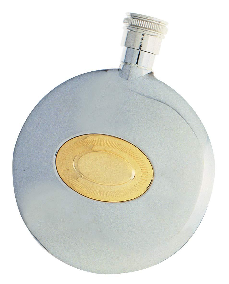 STARWINGS B1704, flasque Unisex-Adulto, Marron, 11,5x 12x 1,5cm 5x 12x 1 5cm