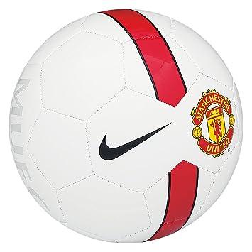 Nike Man Utd Supporters Ball (White Black/Red)